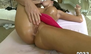 Carnal massage for wild hotty