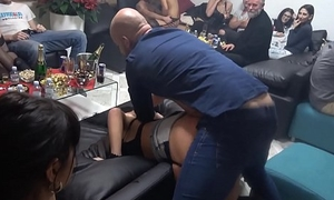The Real Czech Mega Ripple at Swingers Party