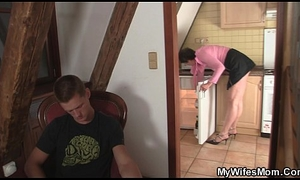 Sex-mad mother-in-law needs brand-new cock