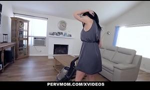 PervMom - Hawt Lalin girl Stepmom Copulates Stepson